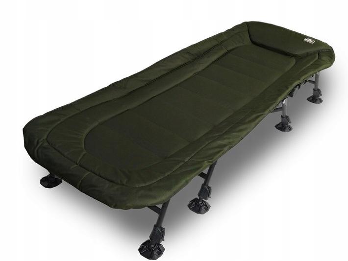 Łóżko wędkarskie karpiowe NGT Delta 8 nóg