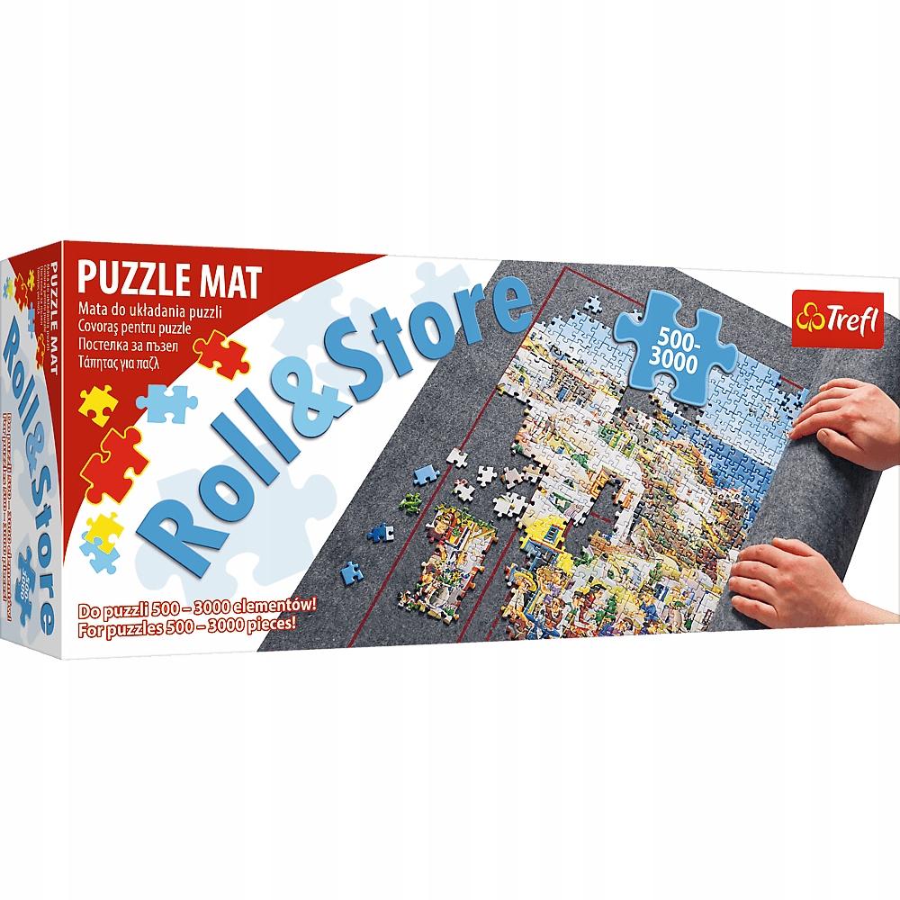 Podložka na puzzle pre 500 - 3 000 puzzle Trefl