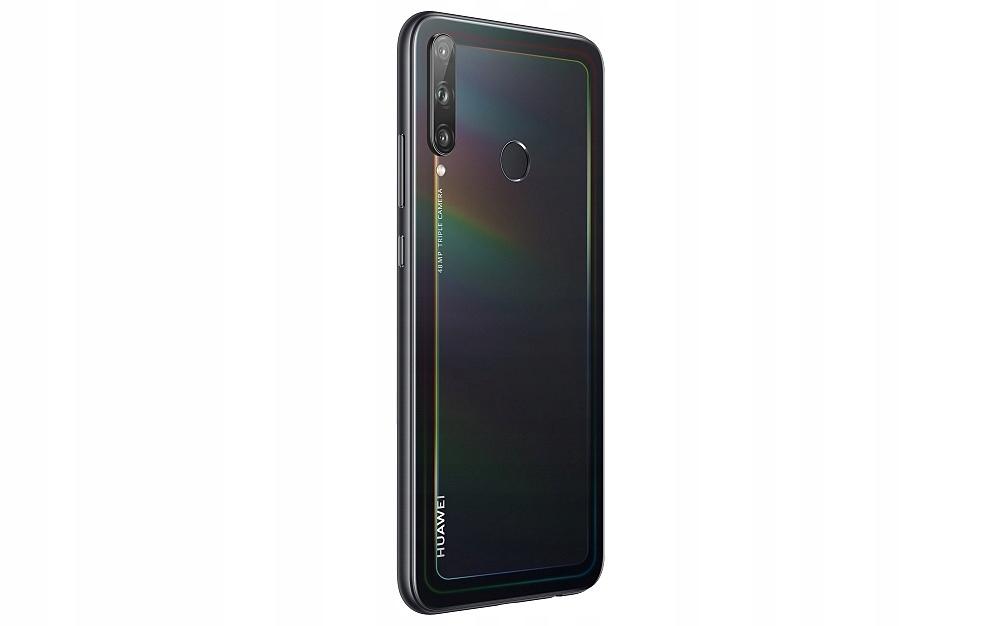 Czarny Smartfon HUAWEI P40 Lite E 4/64GB Pie Rodzaj wyświetlacza LCD IPS