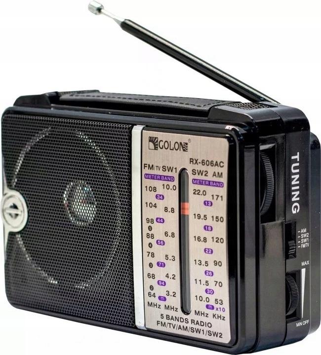 ПОРТАТИВНОЕ сетевое радио R20 FM AM SW Кухня COL