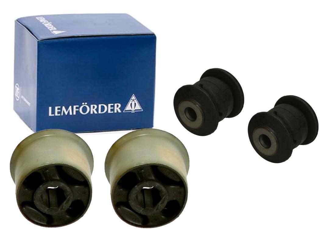 4 x lemforder втулки рычагов вперед vw гольф 5 6