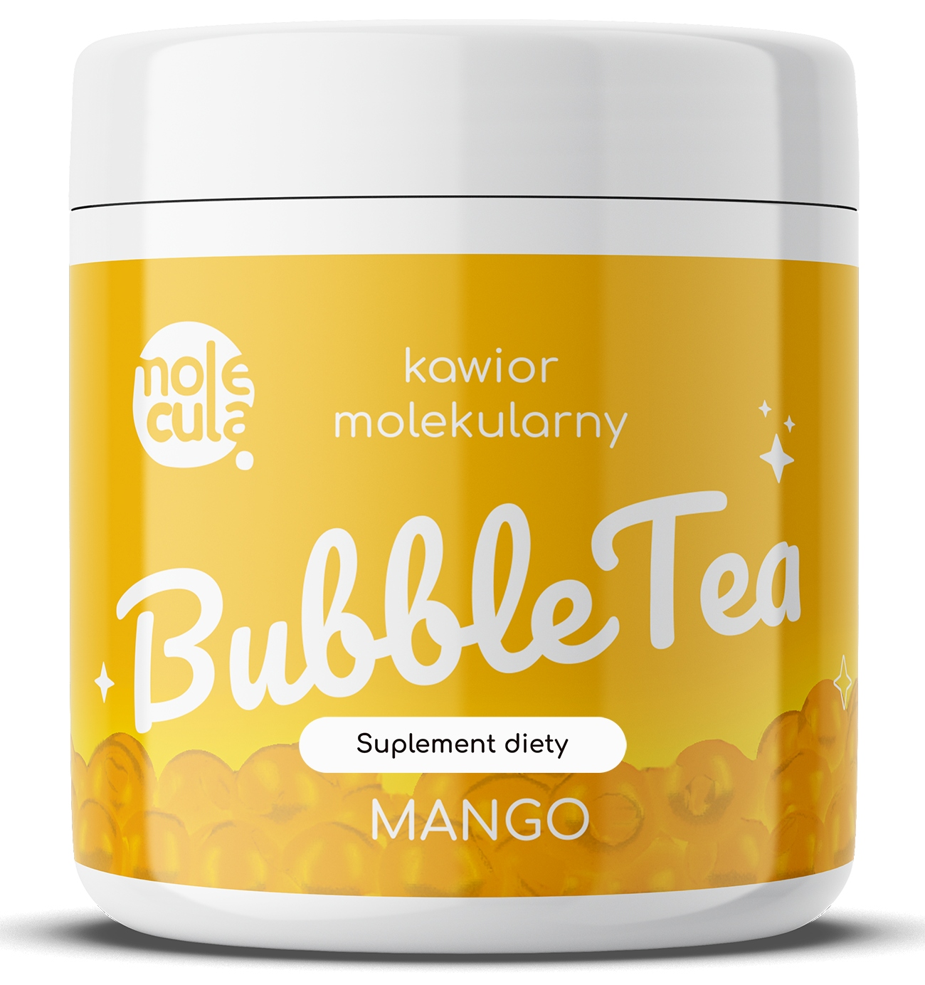 Молекулярная икра со вкусом манго 0,7 кг