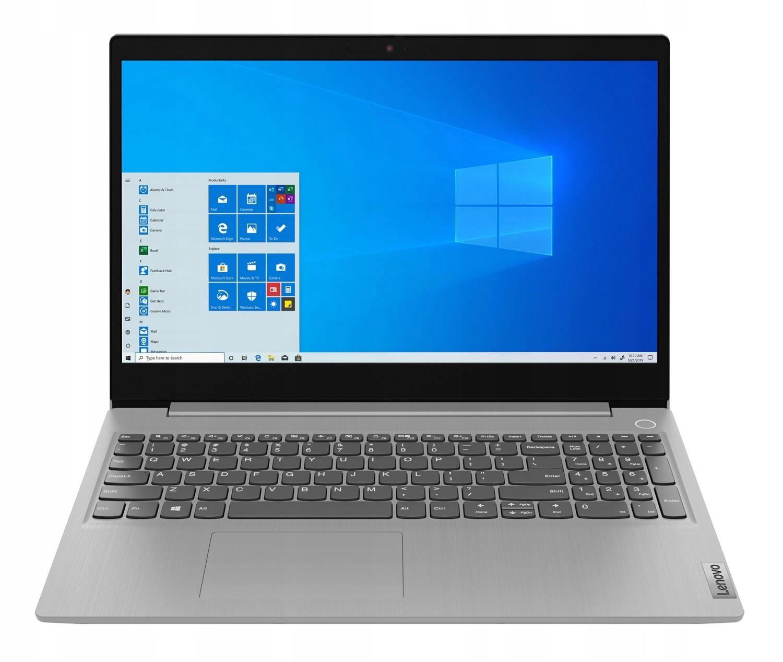 Laptop LENOVO RYZEN 5 3500U 8GB 256GB SSD 15.6 W10