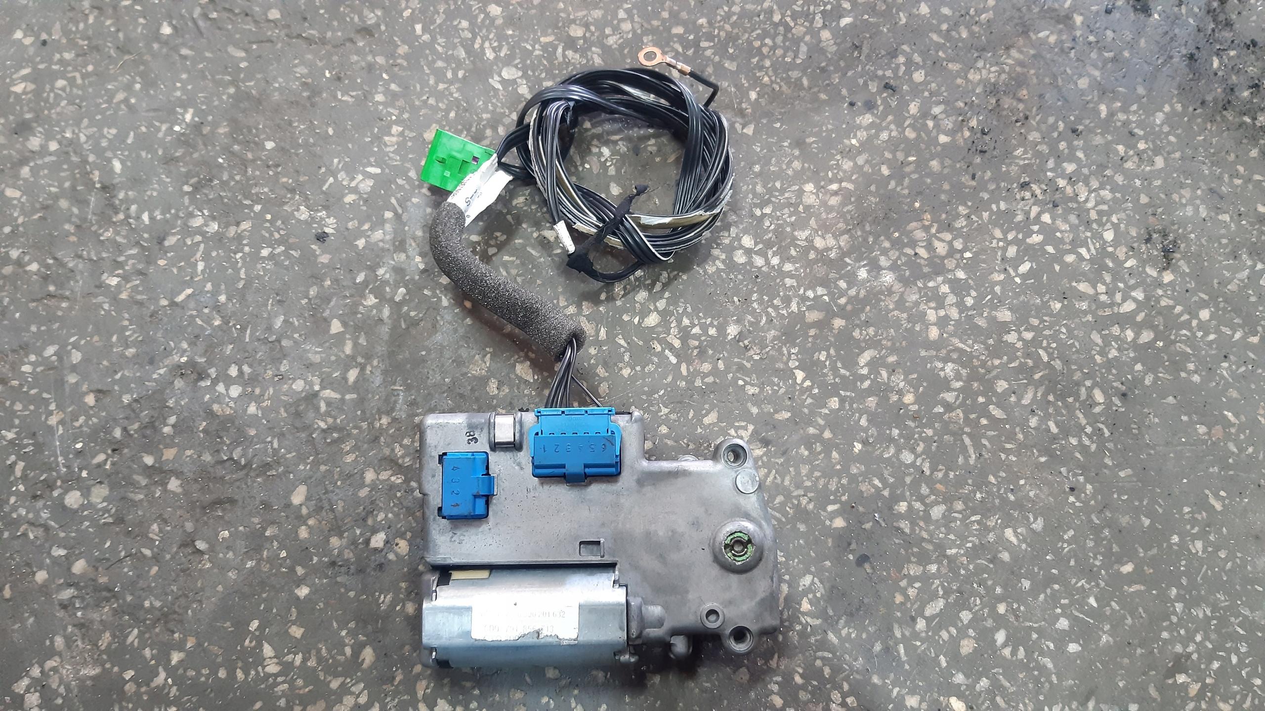 двигатель люка audi a4 b5 95-98r