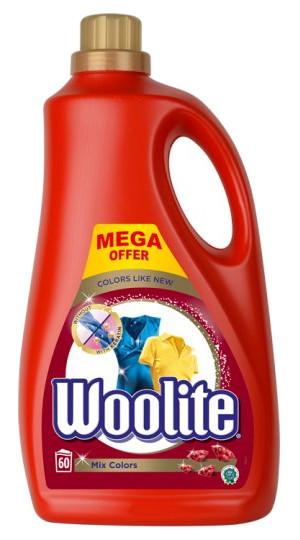 Woolite Mix Цвета Стиральная жидкость 60pr 3.6L