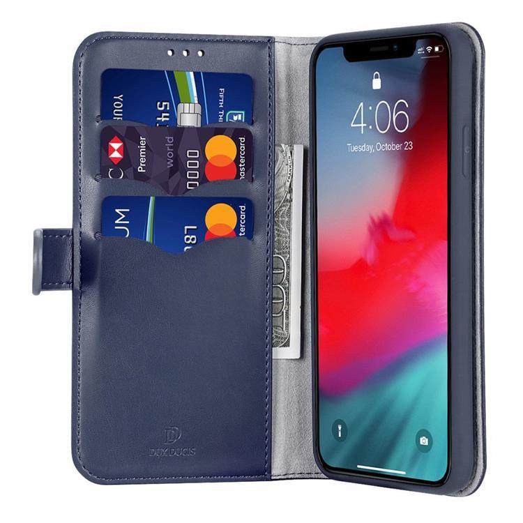 Etui Kado do iPhone 12 Mini niebieski + szkło Dedykowany model iPhone 12 Mini