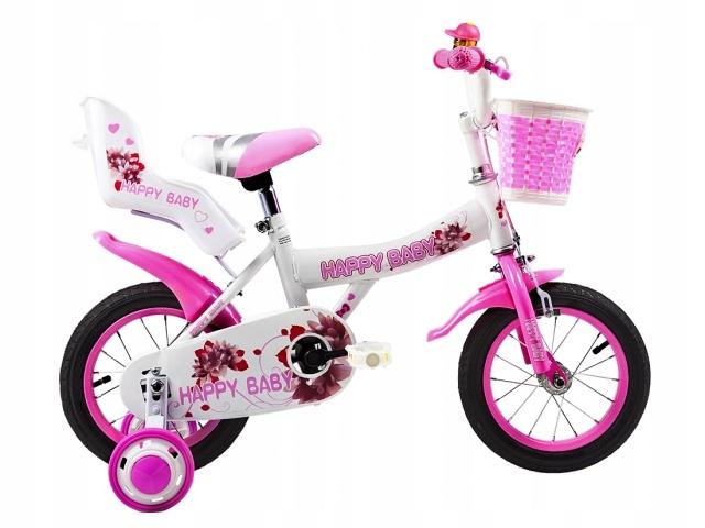 Детский велосипед Happy Baby 16 дюймов