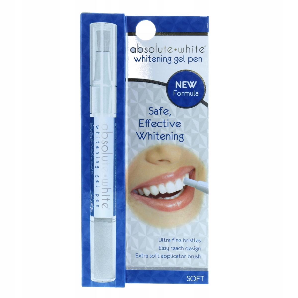 Absolute White Отбеливание зубов маркер для отбеливания зубов