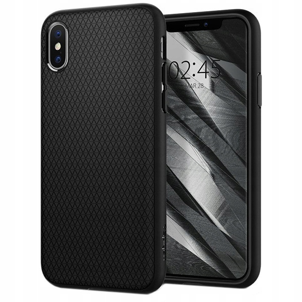 Etui Spigen Liquid Air Do Iphone X Pokrowiec Case