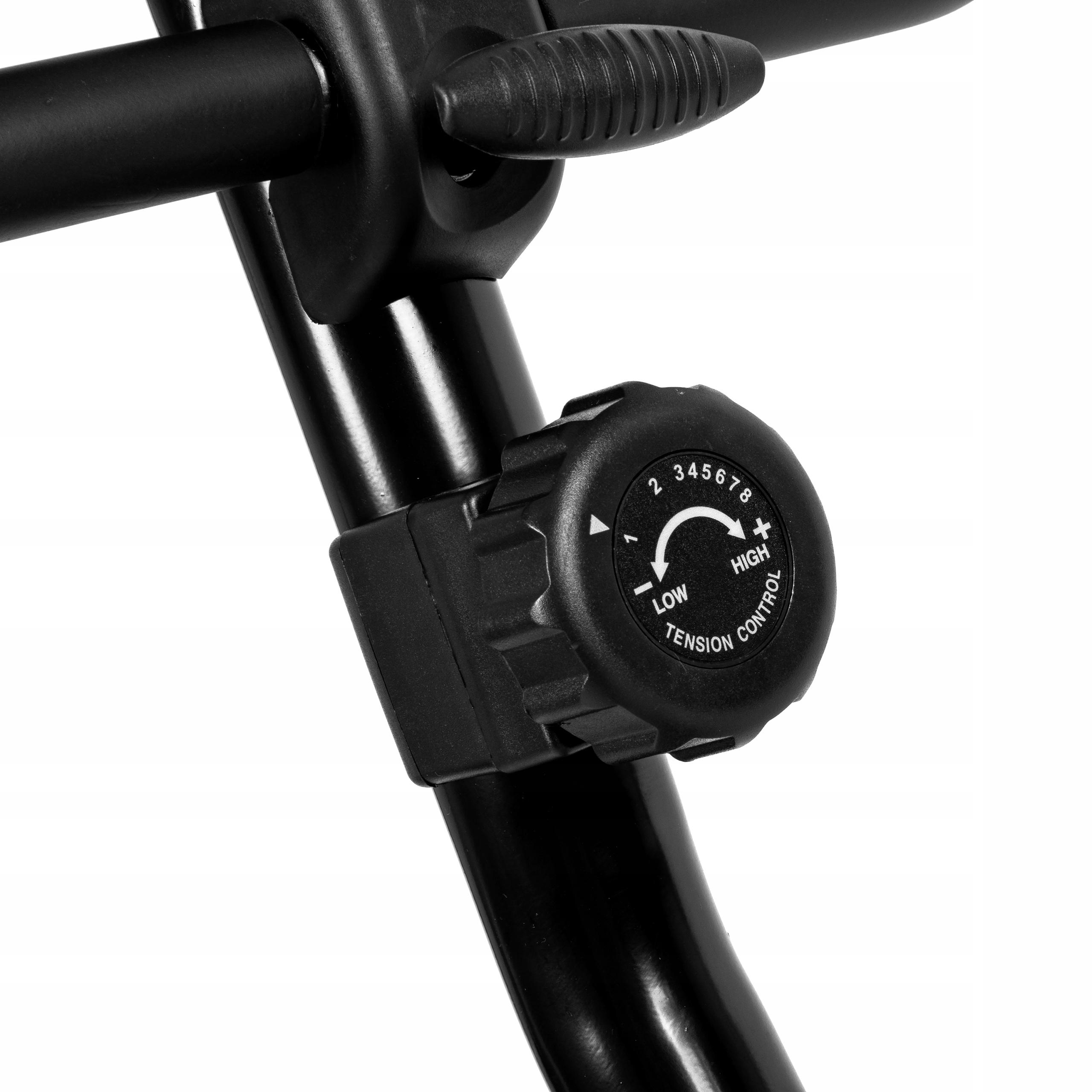 Rower treningowy magnetyczny SG ZAX stacjonarny Maksymalna waga użytkownika 120 kg