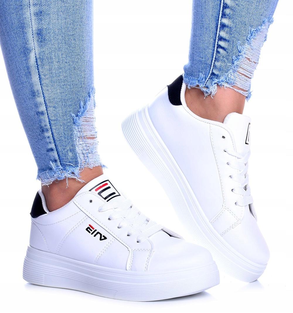 Buty Damskie sportowe Adidasy sneakersy Lima r38