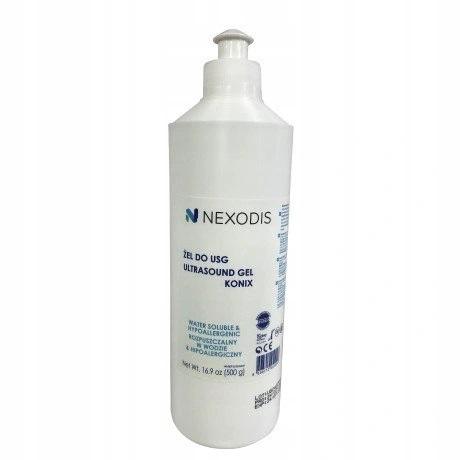 Gél pre USG 500g testované dermatologicky