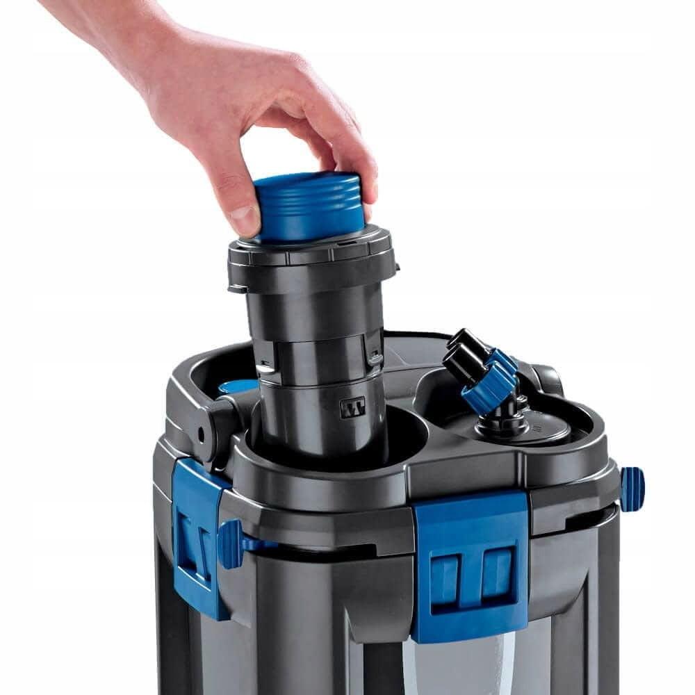 Oase BioMaster 600 Термо фильтр, нагреватель ++халява особенности дополнительная регулировка производительности интегрированный нагреватель