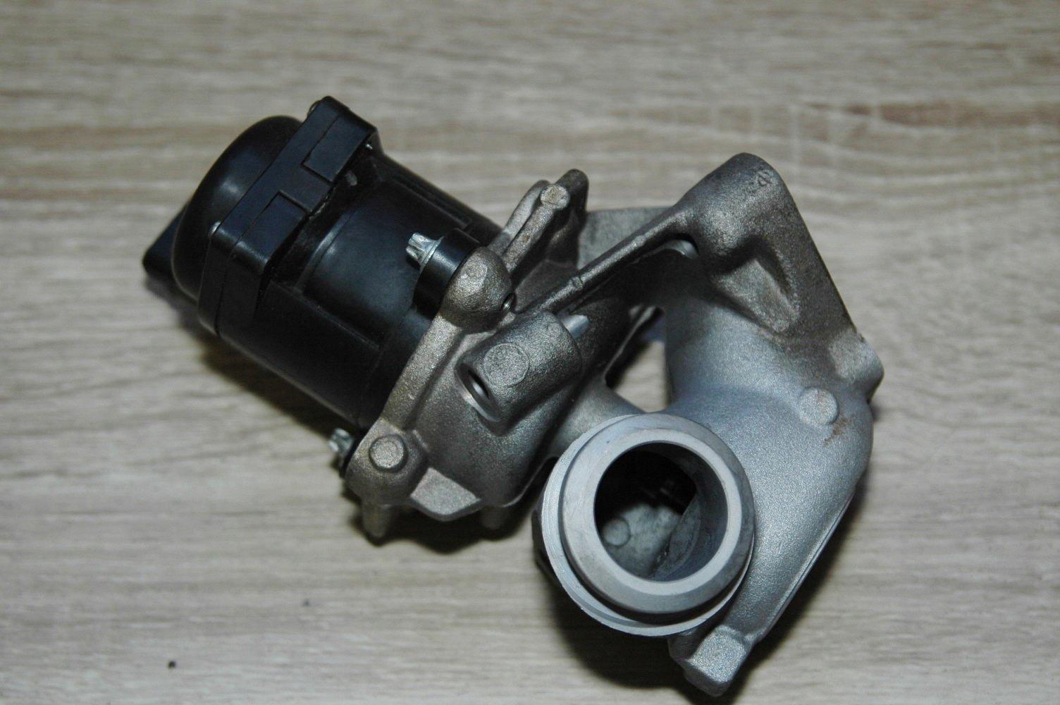 клапан системы рециркуляции ог рециркуляции выхлопных газов volvo v50 s40ii 1 6d