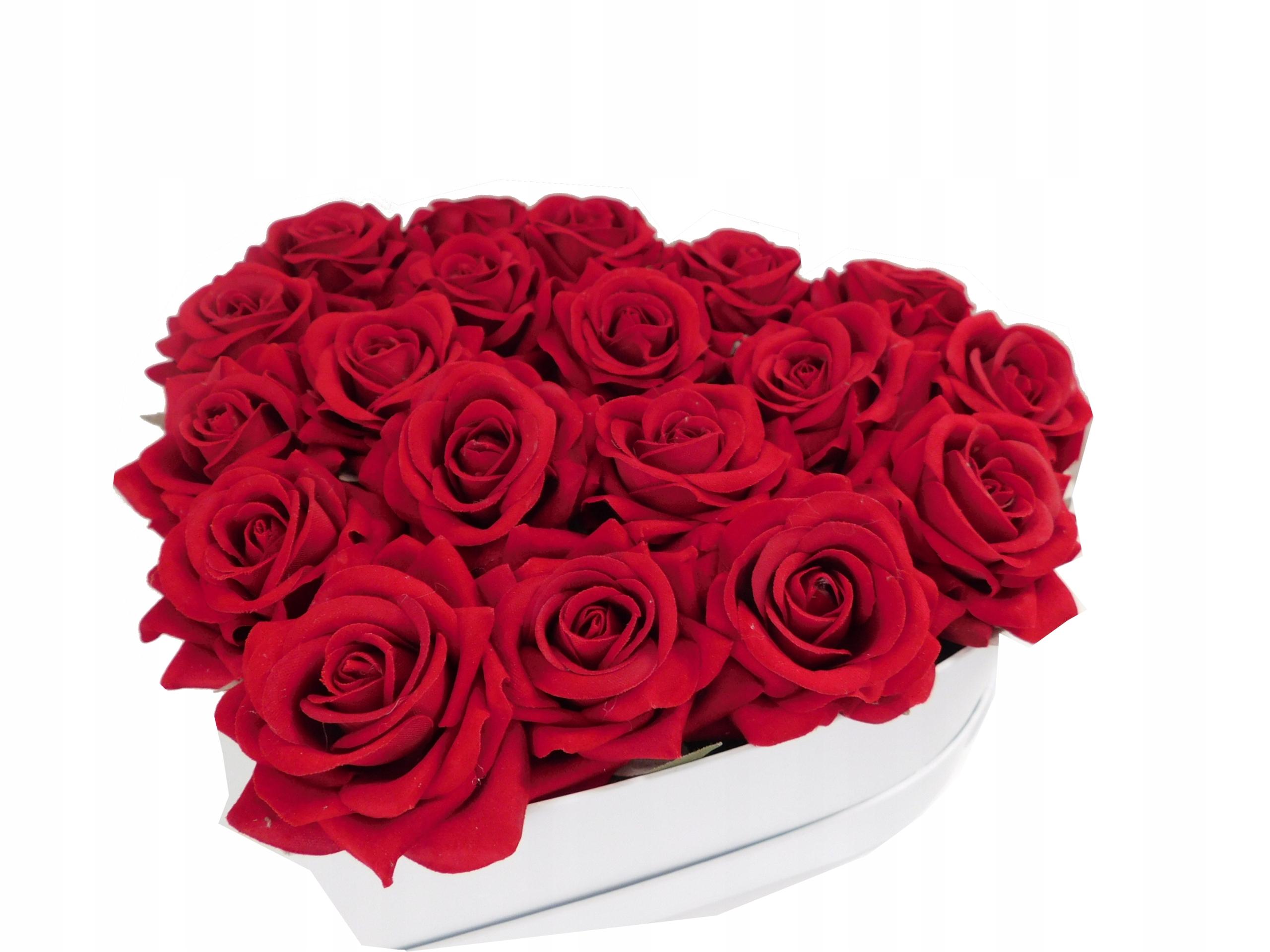 Подарочная Эксклюзивная Коробка Цветов Сердца