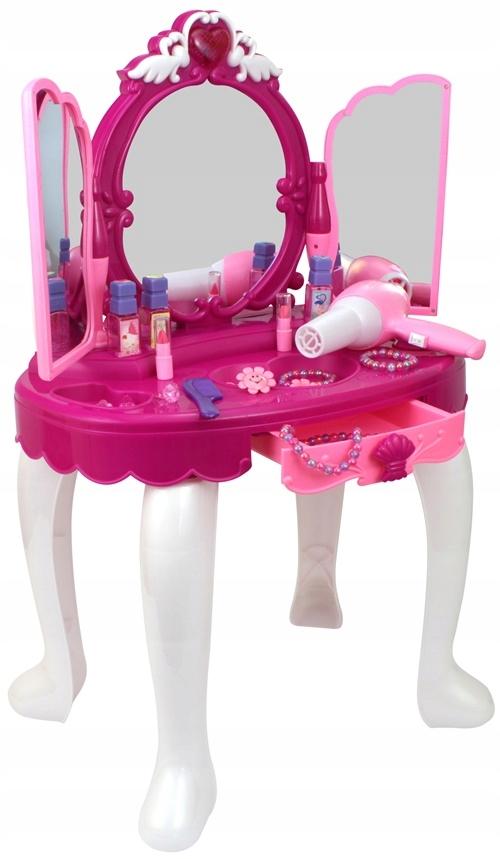 Duża Toaletka Różdżka-Pilot, DŹWIĘKI ŚWIATŁA MP3 Kod producenta 654565677888