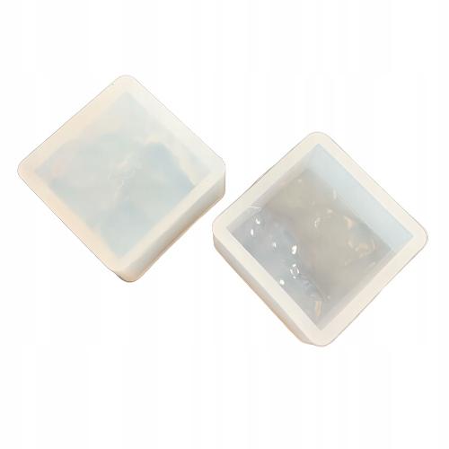 Item BFS127 mold silicone resin CORRUGATED square