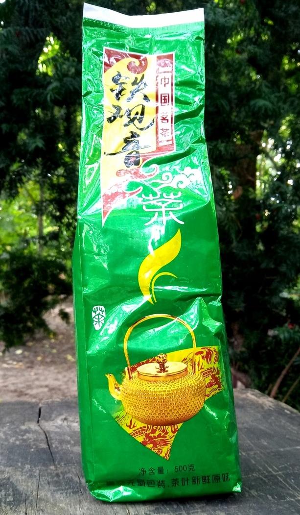 TEA Planet - Anxi Oolong Tie Guan Yin - 500 г.