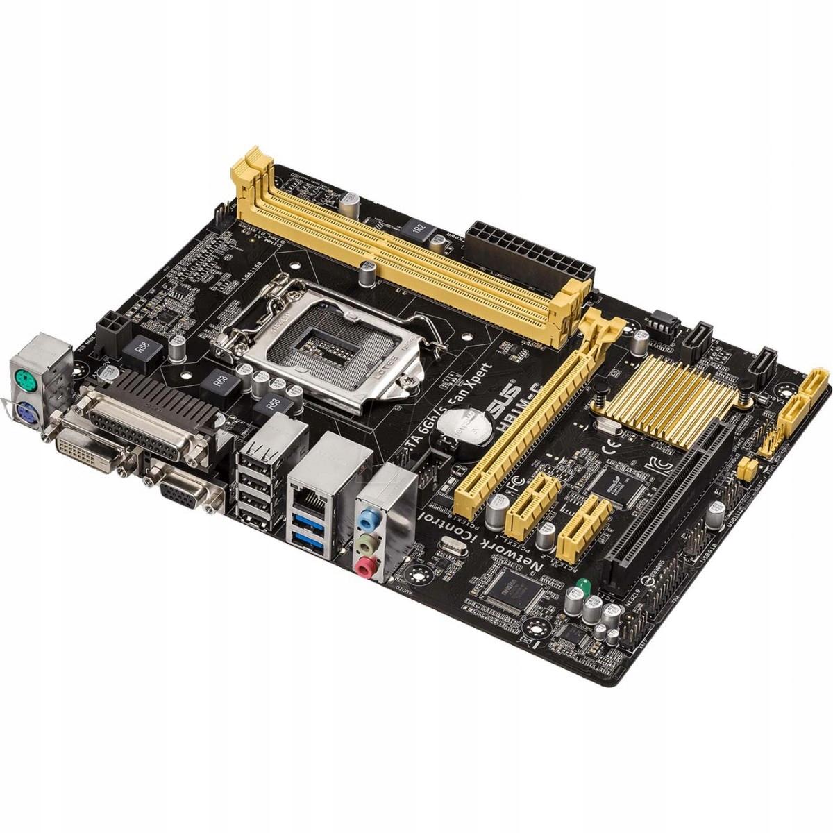 Купить Материнская плата ASUS H81M-C LGA 1150 SATA 3 USB 3.0 на Otpravka - цены и фото - доставка из Польши и стран Европы в Украину.