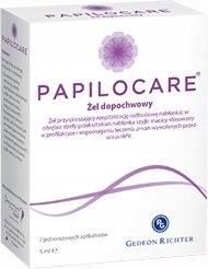 Papilocare żel dopochwowy 7 aplikatorów po 5 ml
