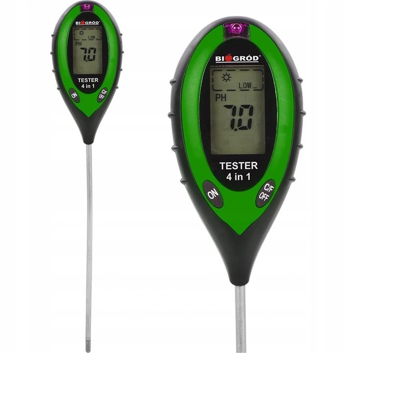 Tester podłoża miernik kwasowości Browin 071905