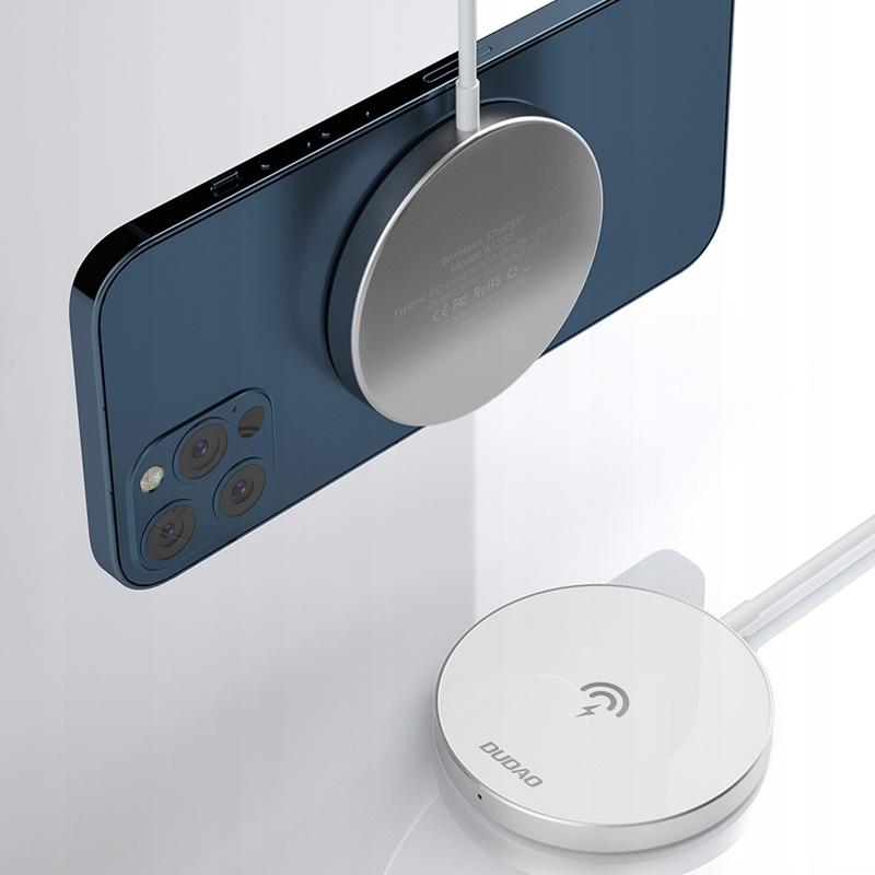 Magnetyczna Ładowarka + Ładowarka Sieciowa 20 W Złącza USB typ C