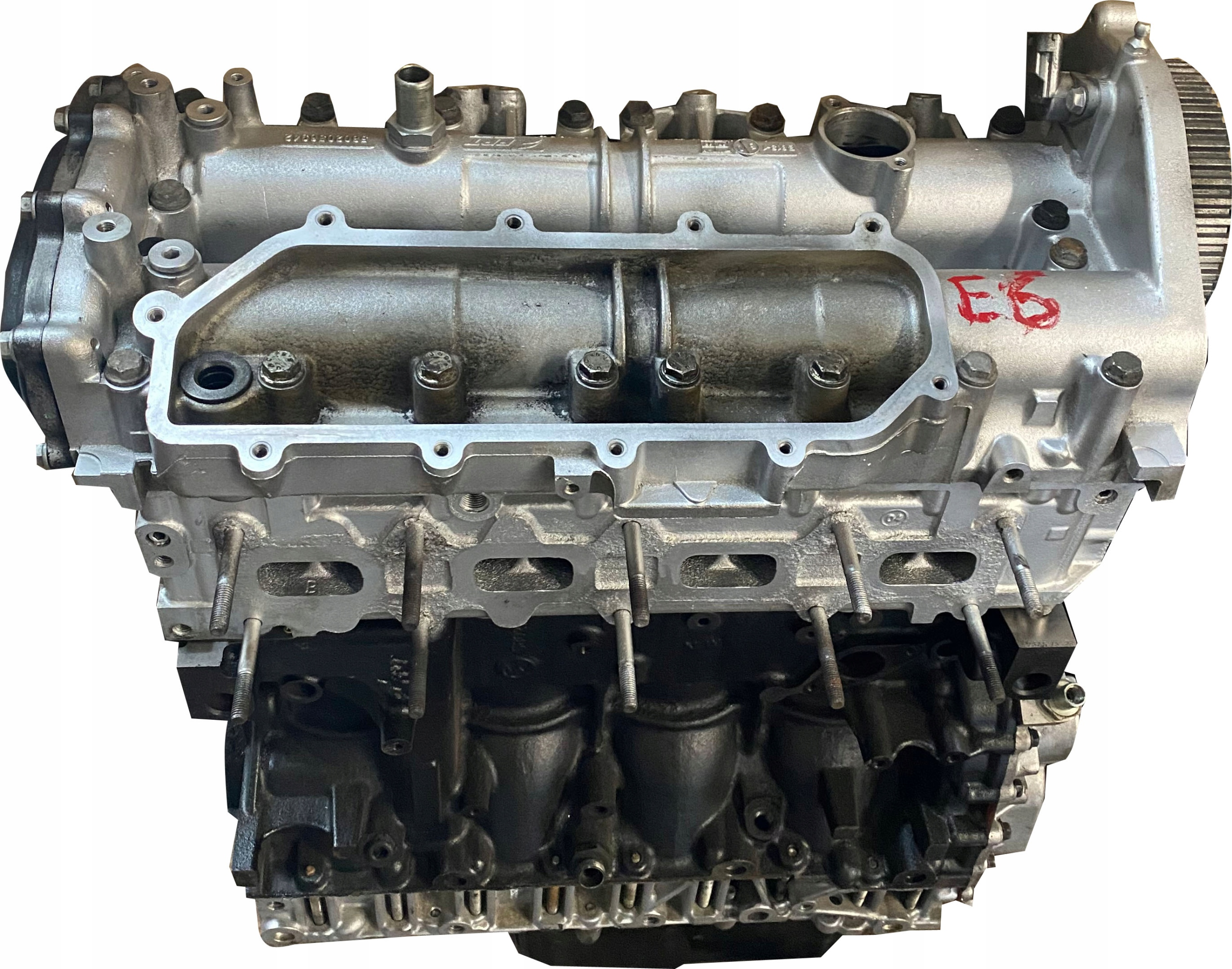 Iveco fiat ducato 2.3 jtd euro 6 двигатель 2014-2020, фото 1