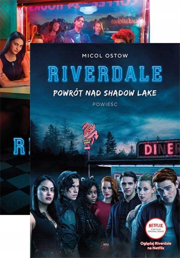Item RIVERDALE 2x the DAY before + the RETURN of SHADOW LAKE