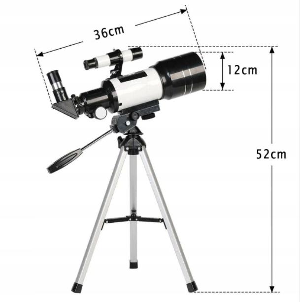 TELESKOP ASTRONOMICZNY F30070 ADAPTER DO SMARTFON Kod producenta 30070