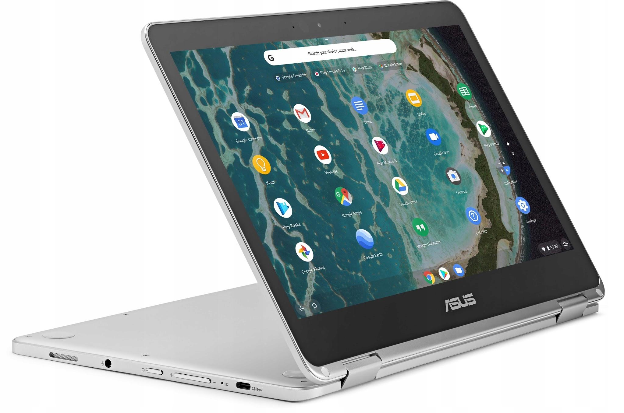 Купить dotyk Asus Chromebook c302c 4GB/32GB eMMC cam FHD на Otpravka - цены и фото - доставка из Польши и стран Европы в Украину.