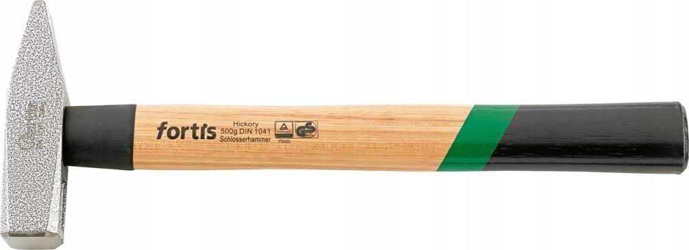 Молоток инженерный с рукоятью из орехового дерева DIN 1041 200г