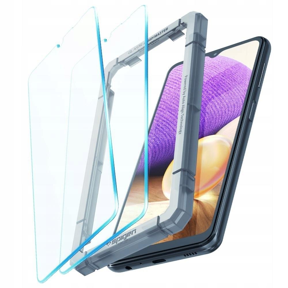 2x Szkło Hartowane Spigen do Samsung Galaxy A32 5G EAN 8208807713433