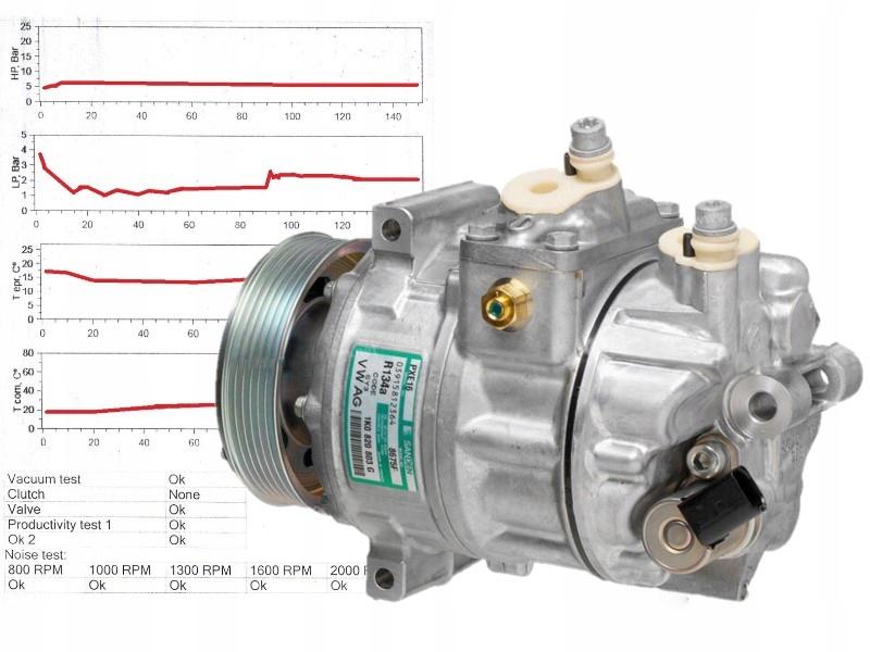 компрессор кондиционирования воздуха bxe bkc bls 19 tdi sanden