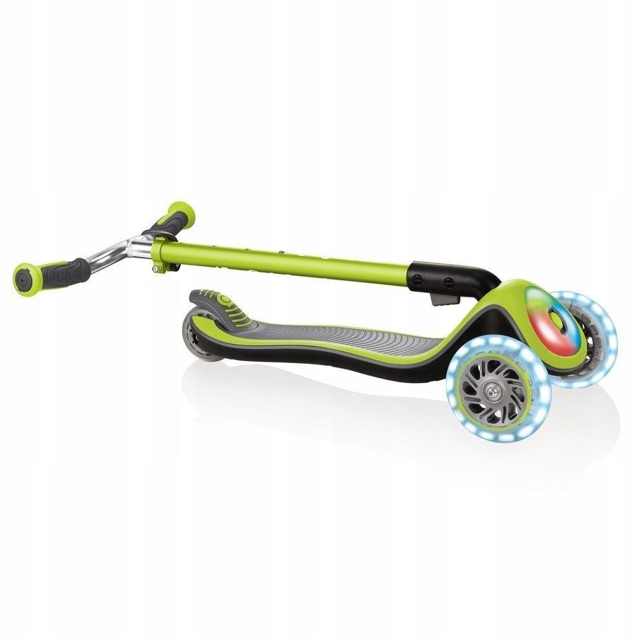 Hulajnoga 3-kołowa Globber Elite Prime Zielony Kod producenta 444-804