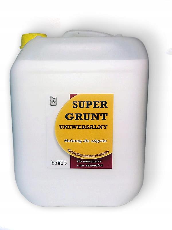 Super Grunt Uniwersalny 10L gotowy do użycia