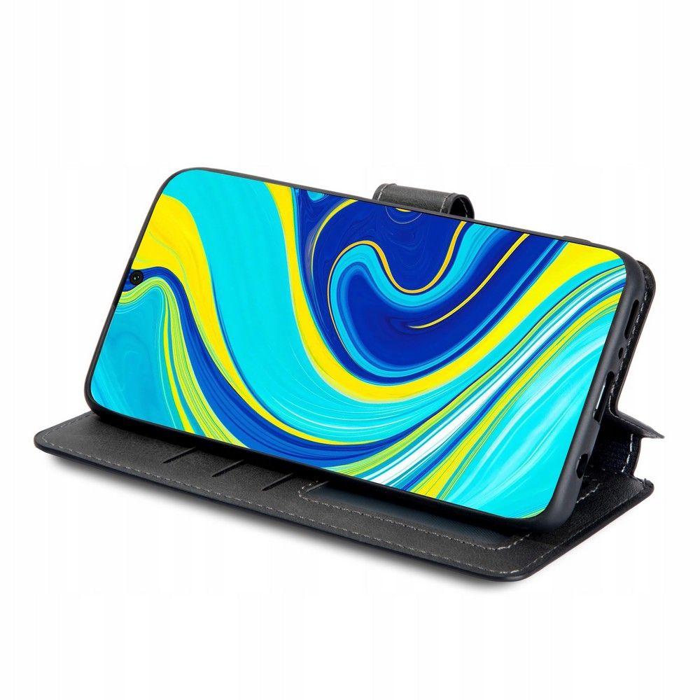 Etui Wallet do Xiaomi Redmi Note 9S / 9 Pro +Szkło Dedykowany model Xiaomi Redmi Note 9S