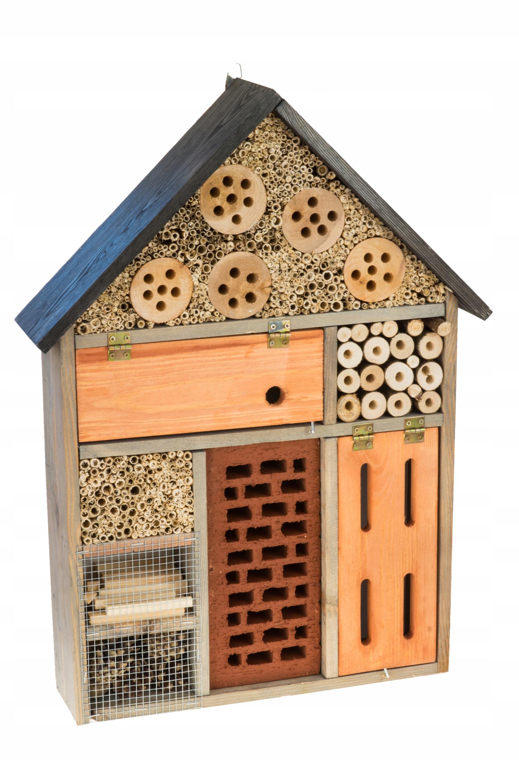 Большой дом для насекомых, насекомое hotel I21M
