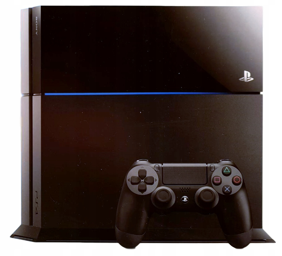 PS4 KONSOLA SONY PLAYSTATION 4 ZESTAW