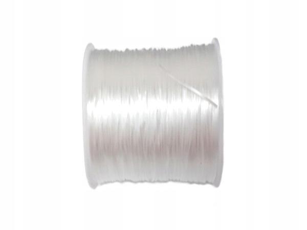 GS-001 Gumka silikonowa płaska biała 0,5 mm 45m