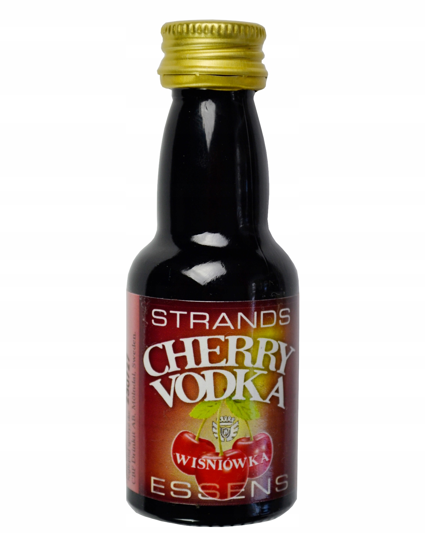 ВОДКА ESSENCE STRANDS CHERRY VODKA 25ml