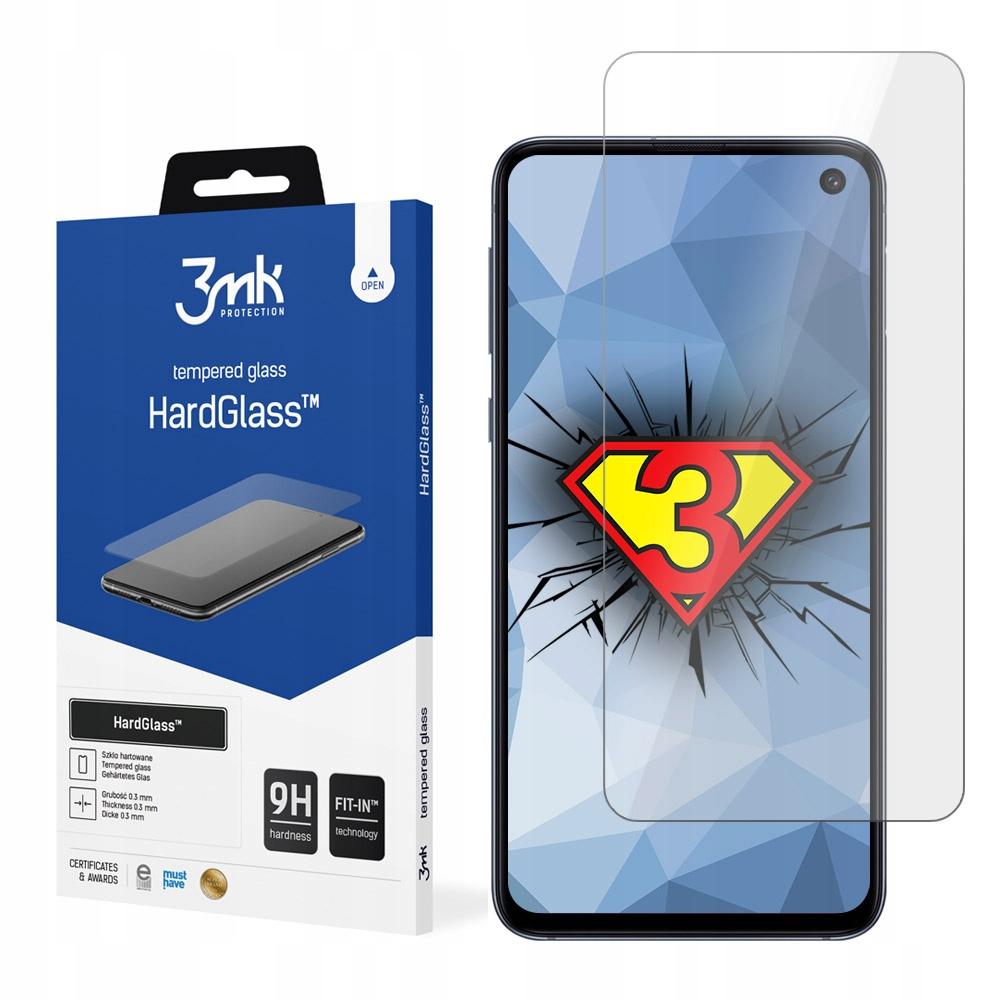 Szkło hartowane 9H do Samsung Galaxy S10e - 3mk Hg