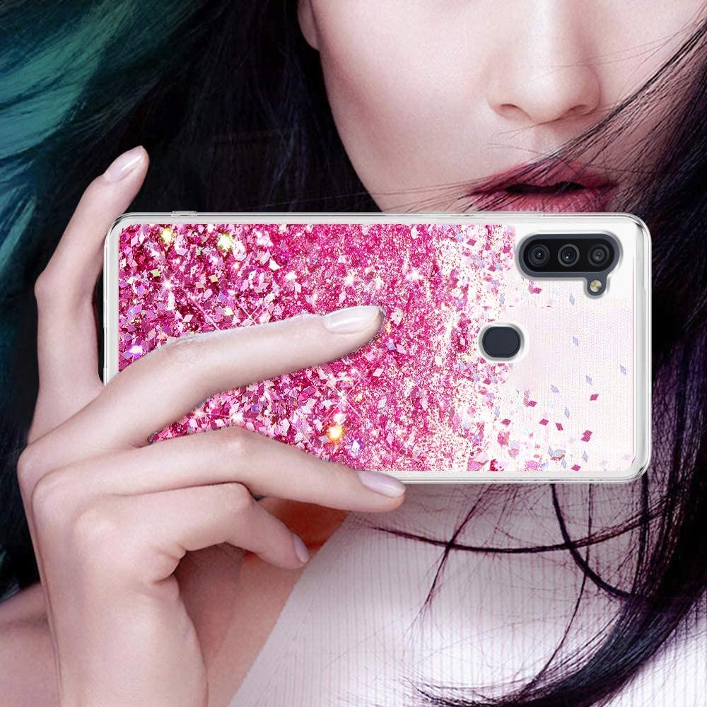 Etui do Samsung Galaxy M11 CASE BROKAT + SZKŁO 9H Kod producenta D58C