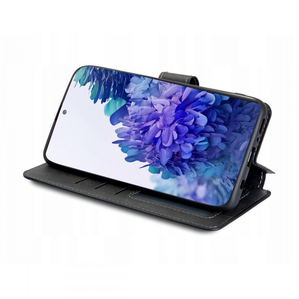 Etui Portfel+ szkło 9H do Samsung Galaxy S20 FE Producent Braders