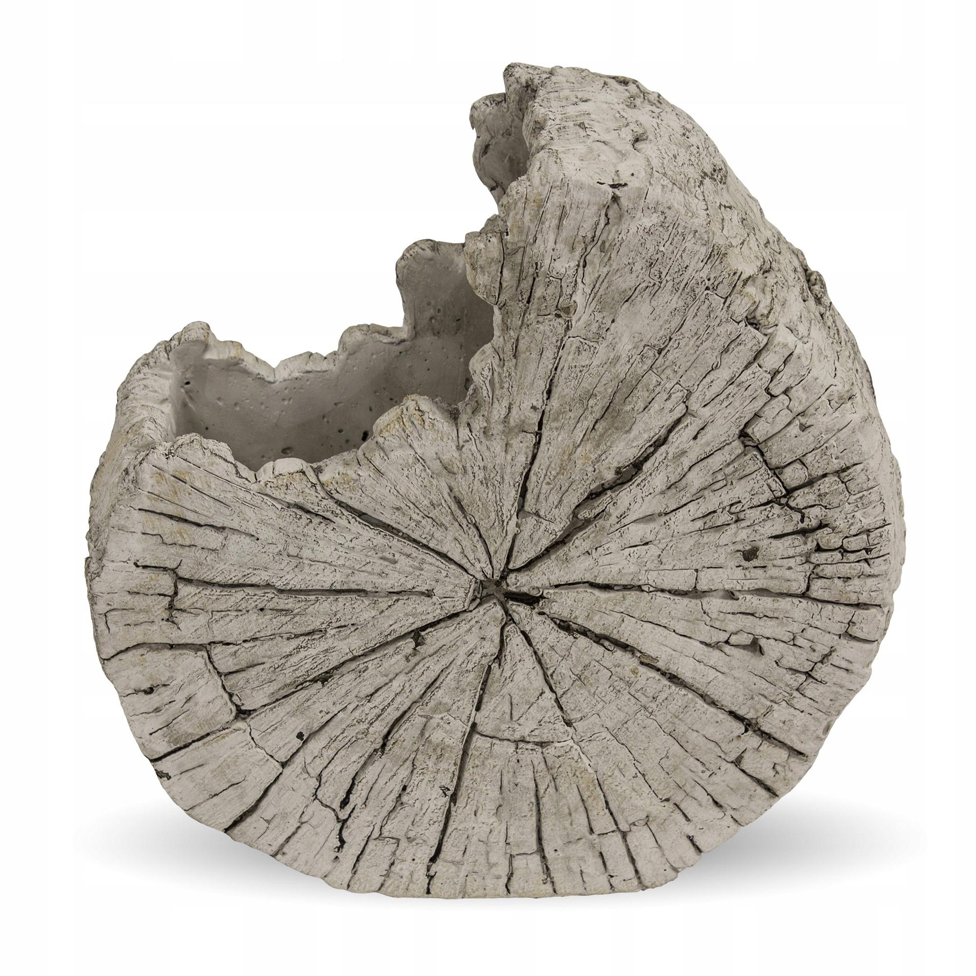 Klasický kmeň stromu, retro 20 cm