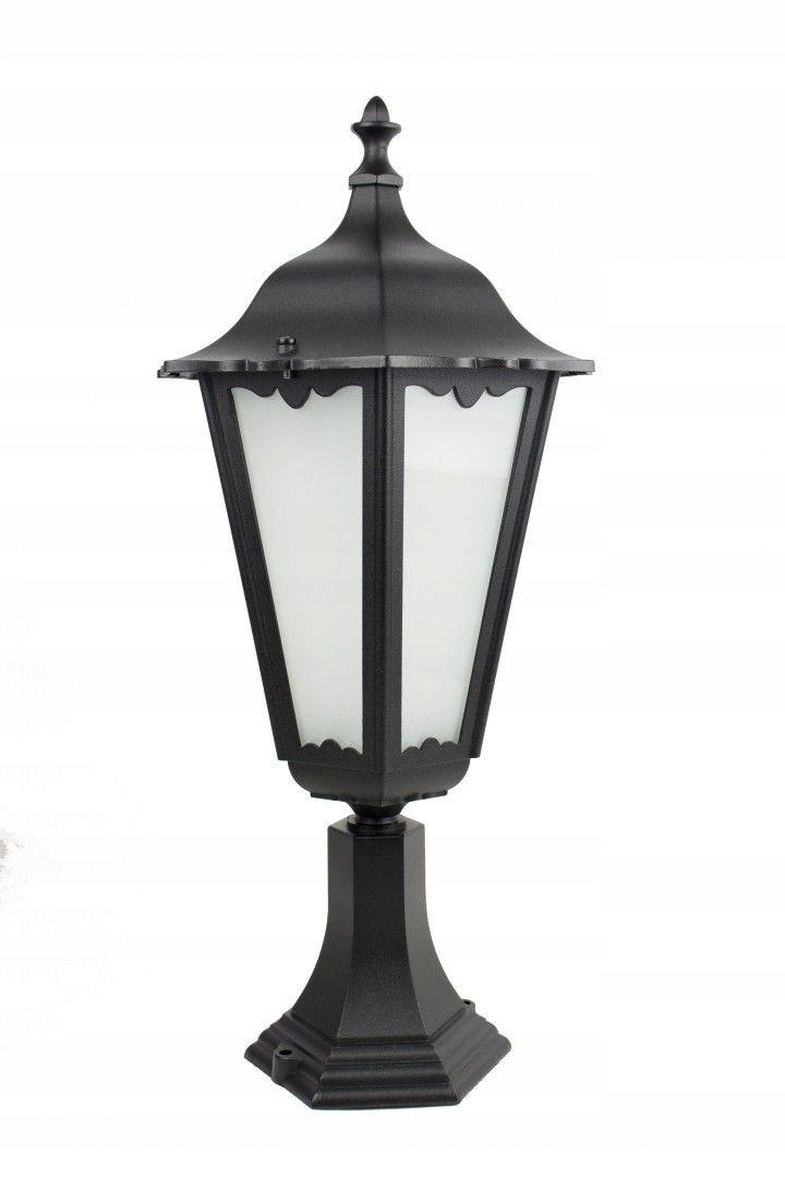 Záhradné stojace svietidlo Retro Maxi K 4011/1 BD Suma