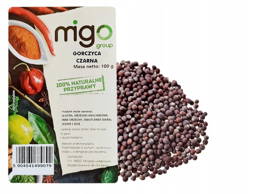 GORCZYCA Black, зерно - 100г - MIGOgroup