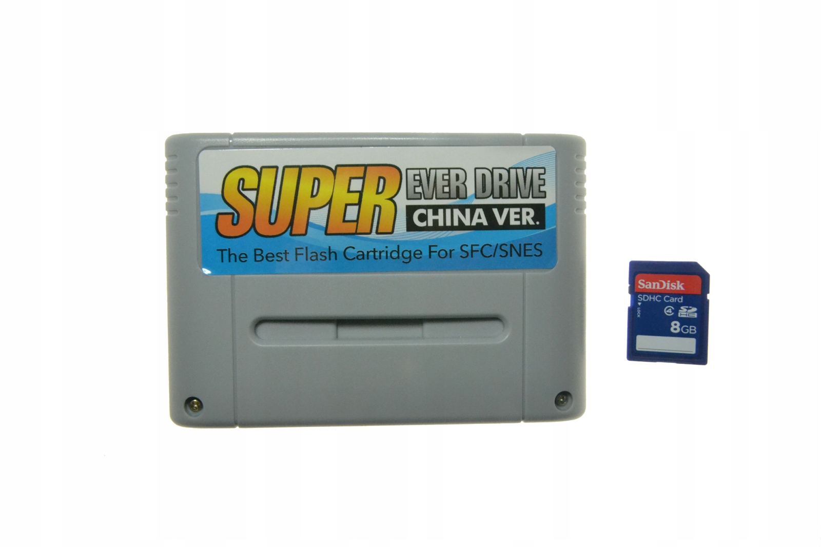 Item PROGRAMMER SUPER EVERDRIVE FOR SNES
