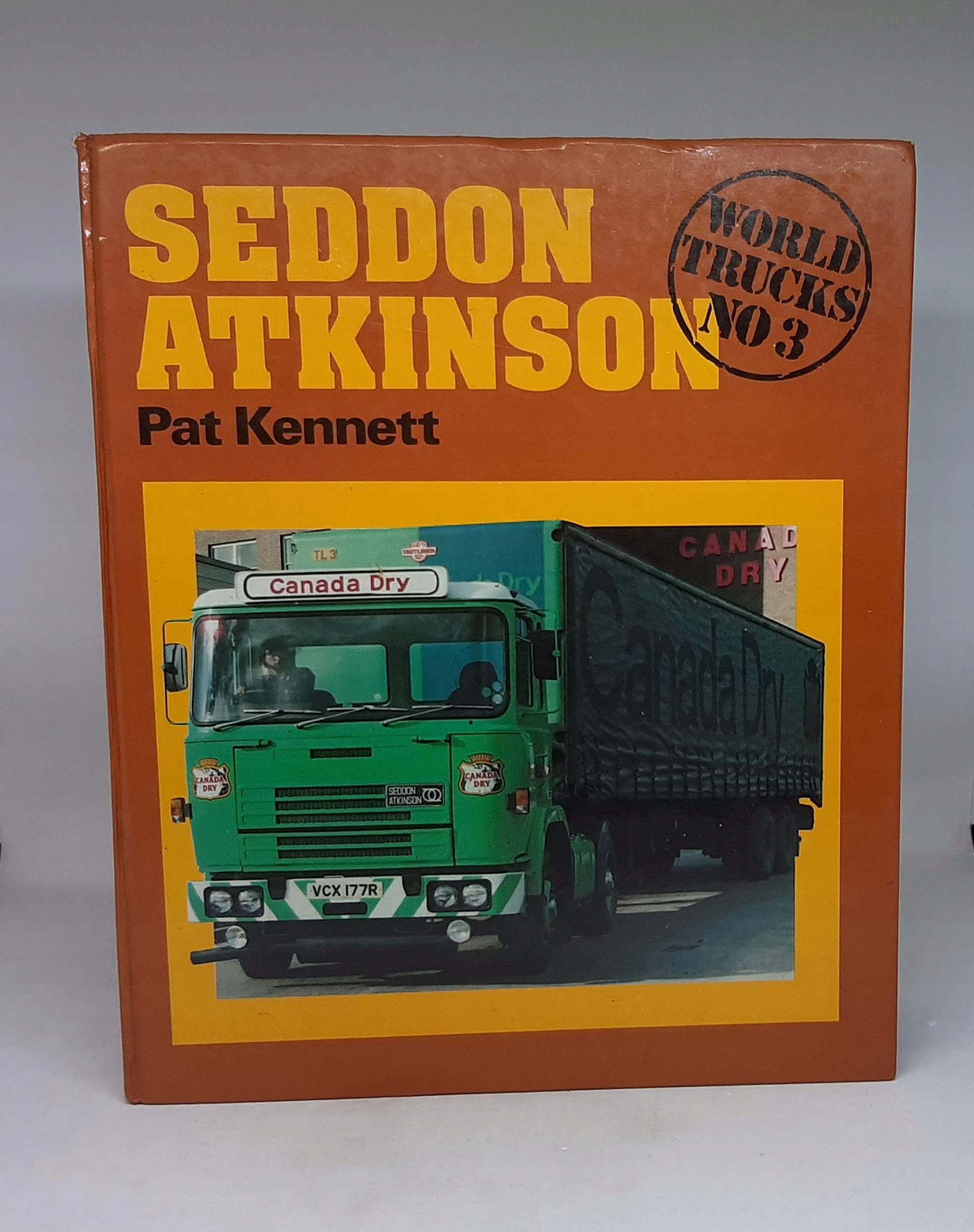 SEDDON ATKINSON WORLD TRUCKS № 3 КНИГА / АЛЬБОМ