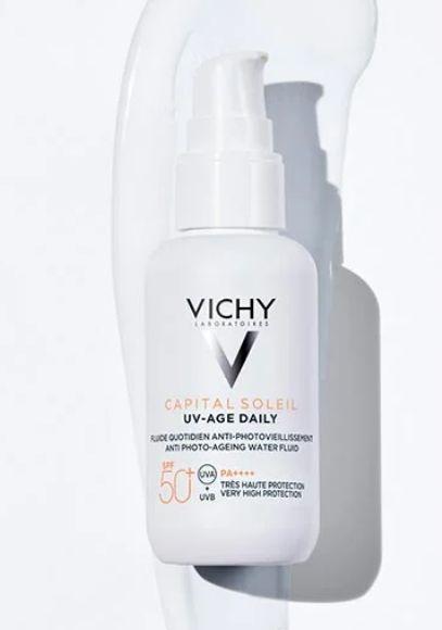 VICHY CAPITAL SOLEIL UV-AGE FLUID SPF50 40ml