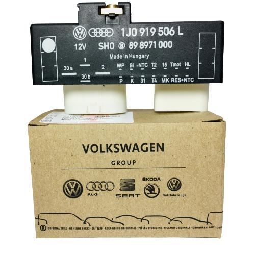 1j0919506l модуль драйвер вентилятора org vag